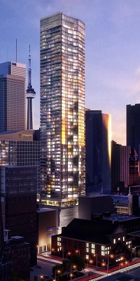 Massey Tower - Toronto<br/>Storeys: 60