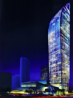L Tower - Toronto<br/>Storeys: 65
