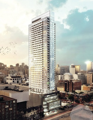 The Bond - Toronto<br/>Storeys: 40