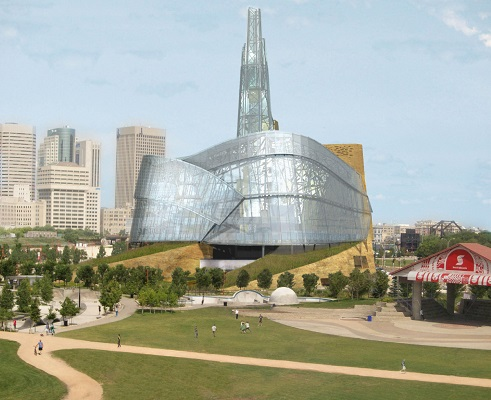 Canadian Museum for Human Rights<br/>Winnipeg