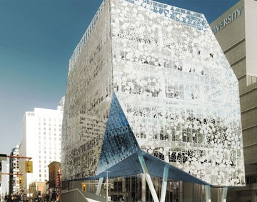 Ryerson University SLC<br/>Toronto